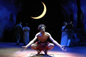 Derby Playhouse production of  A Midsummer Nights Dream.   ©Keith Pattison 5 Swinburne Place Newcastle upon Tyne NE4 6EA tel/fax 0191 2610884 mobile 07703 560871 vat no 605 6235 59 e mail:  mail@keithpattison.com