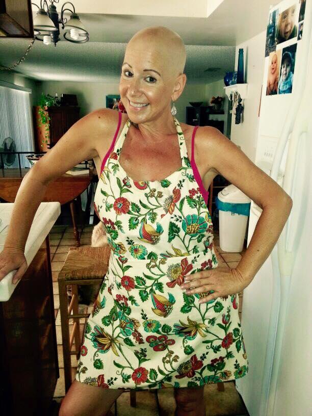 Melinda apron