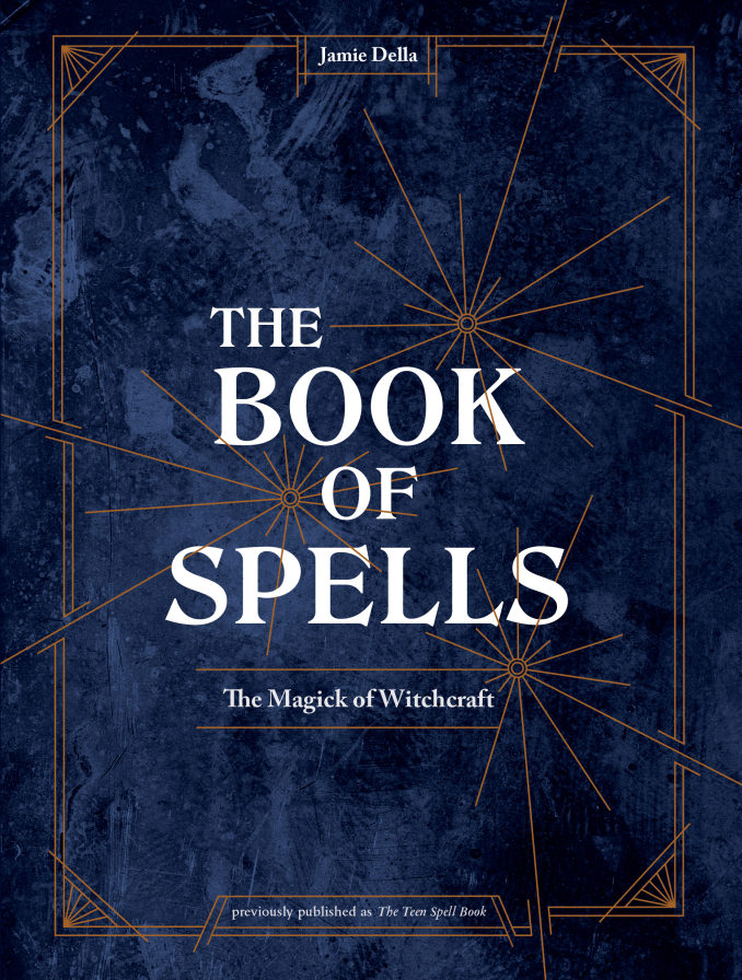 Book of Spells Cover